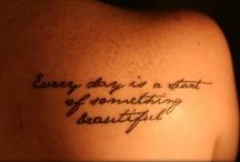 Tattoo / by Olivia Morris