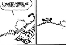 Calvin and Hobbes on death