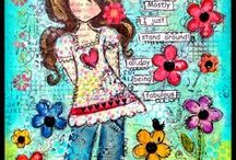 She Art / Love,Love,Love These  :D / by Tammy Welch