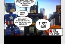 NERD WORD The Strip / Ed Johnson Presents NERD: How The Mighty... (Superhero Talkshow with your host Ed Johnson)  therealedjohnsonpresents.com / by Ed Johnson Presents NERD