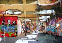 Art about grafitti
