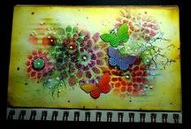 Mixed Media ~n~ Journaling 2 / by Tammy Welch