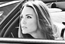 Kate Middleton / by Cathie Garoufalis