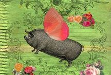 For the love of Pigs / by Chrissy Dillman