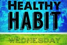 Healthy Habit Wednesday / After spending almost 3 years writing and promoting books about health, I realized that my habits had been slipping and decided to get back on the horse and start raising the bar on my own habits again. No matter where you are on your journey of life, I'm guessing you are like me and may find yourself in a rut. Let's help keep each other out of those ruts and stagnant ponds! - http://www.thehealthyhabitcoach.com/blog/