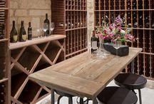 Wine Storage / by Cathie Garoufalis