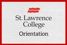 Orientation/Welcome Week