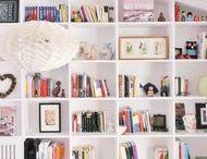 Basora | Estanterías y librerías a medida / Pequeña selección de algunas de las estanterías que hacemos.  Pueden ser de madera natural, lacadas, pintadas o envejecidas, de diseño clásico, minimalista,  industrial... ¿cuál es la tuya?