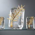 Troféus de vidro e cristal no mundo