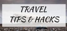 Travel Tips & Hacks / A collection of the best travel tips and advice to make travelling fun and smoother.