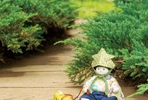 五月人形・兜のぼうけん / ぼくたちだって、外を探検したい。