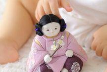 ぼくと五月人形 / ぼくと、ぼくの五月人形。