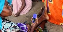 Empowering Rural Women / Empowering illiterate rural women is the key to eradicate poverty in developing countries. We are using solar-powered MP3 players to make it happen.