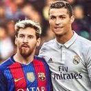 Lionel Messi & Cristiano Ronaldo (LM10 & CR7) / LM10 & CR7