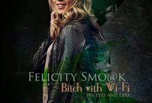 Overwatch/Felicity Smoak