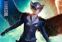 Hawkgirl/Kendra Saunders