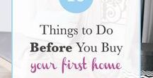 First-Time Homebuyer / Buying your first home can be daunting as well as exciting. Becoming a first-time homebuyer is a huge commitment. How do you avoid mistakes? What does all of that real estate jargon mean? How much to spend, how to get a mortgage. The questions are endless, hopefully you'll find some answers here too.