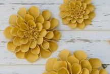 Color Trends 'Ochre' / by Angel Hartline