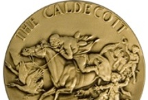 Caldecott Award Winners / The Caldecott Medal was named in honor of nineteenth-century English illustrator Randolph Caldecott. It is awarded annually by the Association for Library Service to Children, a division of the American Library Association, to the artist of the most distinguished American picture book for children. For a list of all winners, go to http://www.ala.org/alsc/awardsgrants/bookmedia/caldecottmedal/caldecottmedal
