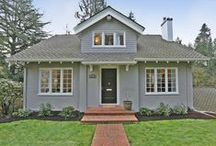 Classic PDX Westside Residences / Examples of Homes available in Portland, OR's west side neighborhoods.