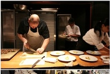 Behind the scenes at Devour events / How do they do it?  Devour often works in spaces that are far from being a commercial kitchen...but we still manage to serve up restaurant quality food every time.  Here is a peek into what goes on behind the 'curtain'.