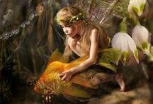 Art / Fairytales and creativeness. / by Kala Marshall