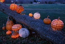 Fall/Halloween / by Kelly Thompson-Hemminger