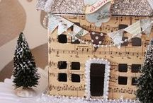 Winter + Christmas / by Angel Hartline