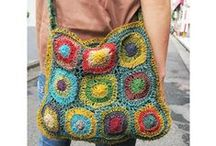 Crochet - Bags and Purses / by Kathleen Brown