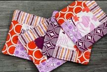 Quilting & Sewing: Scrap Ideas / by Bonnie V.