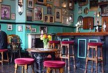 Restaurantes, Bares e Cafés