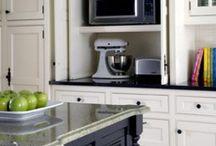Kitchen / Layout / by Krys Green