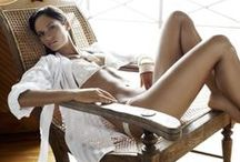 Beach Fashion - White / by Melissah ~ Coastal Style