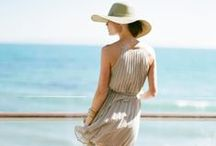 Beach Fashion - Neutrals