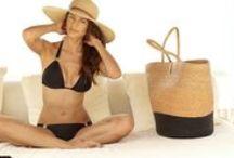 Beach Fashion - Black / by Melissah ~ Coastal Style