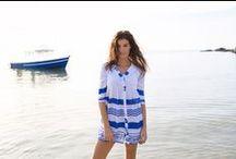 Beach Fashion - Blues / by Melissah ~ Coastal Style