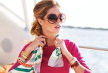 Beach Fashion - Brights / by Melissah ~ Coastal Style