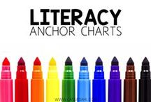 Literacy Anchor Charts / Welcome to my Literacy Anchor Charts board. In this board you will find tons of great examples for language arts anchor charts perfect for grades 2-5!