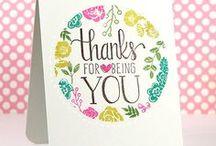 Creative Cards!