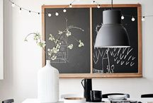 ♡chalkboards / just love chalboards