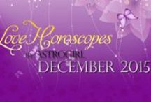 Love Horoscopes / Make your Monthly Love Horoscopes work for you. Get a regular forecast and see how it can change your life! Visit http://www.psychicguild.com/love_horoscope.php