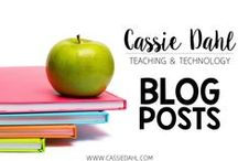 Cassie Dahl: Teaching & Technology Blog Posts / Welcome to Cassie Dahl: Teaching & Technology Blog Post Pinterest Board. This board will contain teaching ideas, printables, art projects, curriculum, lessons, and activities for teaching calendar. The ideas that you will find are geared towards grades 3-5.