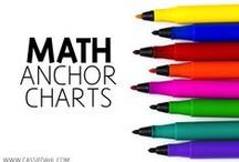 Math Anchor Charts / Welcome to my Math Anchor Charts board. In this board you will find tons of great examples for math anchor charts perfect for grades 2-5!