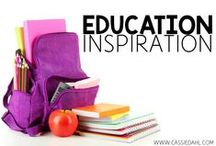 Education Inspiration / Must-read articles, blog posts and general inspiration for every educator.