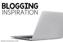 Blogging Inspiration / This board is full of pins and ideas for blogging!