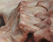 hands / study of hands