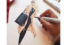 FASHION (DRAWINGS)