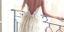 Weddings | Gowns / Wedding Dresses and Stunning Gowns | Inspiration and Ideas for your Wedding Dress! | Ball Gowns, A-Line, Mermaid, Sheath, Bohemian, Casual, Princess, Lace, Low Back, Color