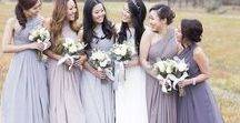 Weddings | Wedding Party / Everything Wedding Party! Bridesmaid Dresses, Groomsmen Suits, Wedding Party Gifts!