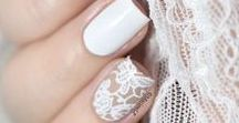 Weddings | Nails / Gorgeous Nail Art for your Wedding Nails